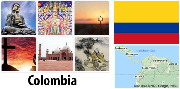 Colombia Religion