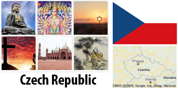 Czech Republic Religion
