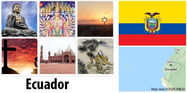 Ecuador Religion