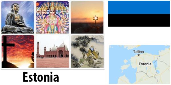 Estonia Religion