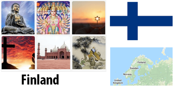 Finland Religion