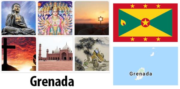 Grenada Religion