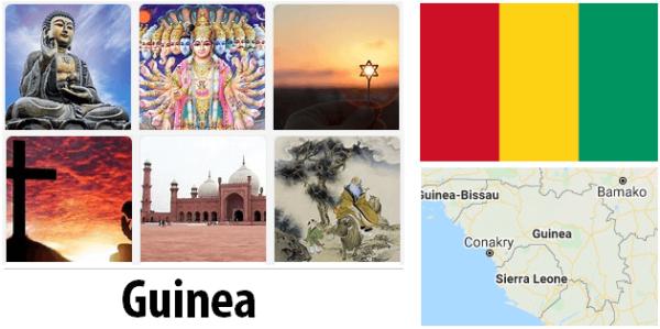 Guinea Religion