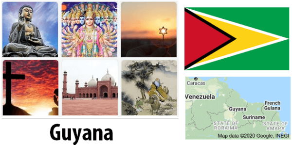 Guyana Religion