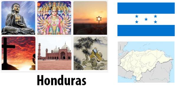 Honduras Religion