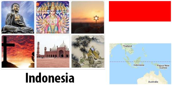 Indonesia Religion