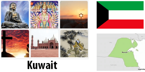 Kuwait Religion