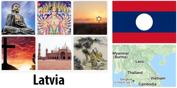 Latvia Religion