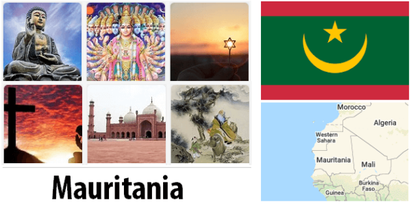 Mauritania Religion