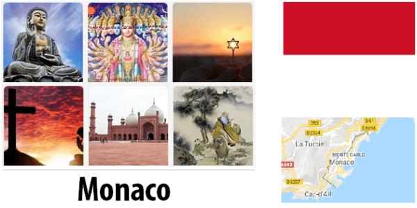 Monaco Religion