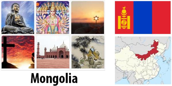 Mongolia Religion