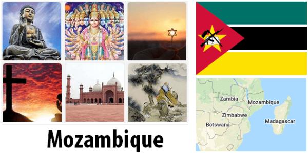 Mozambique Religion