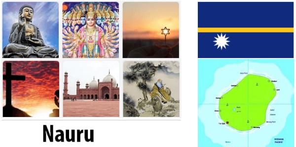 Nauru Religion