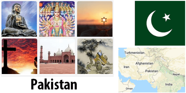 Pakistan Religion