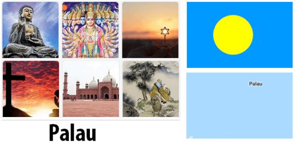 Palau Religion
