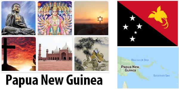 Papua New Guinea Religion