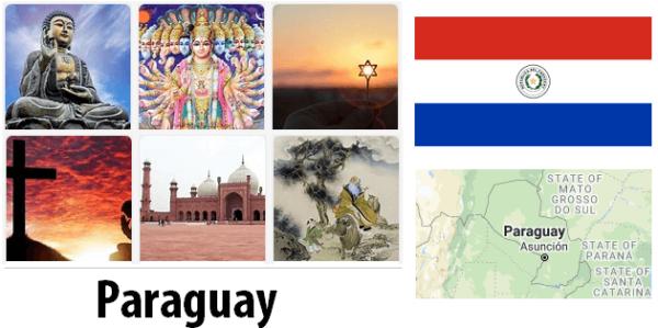 Paraguay Religion