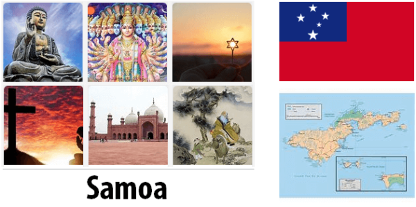 Samoa Religion