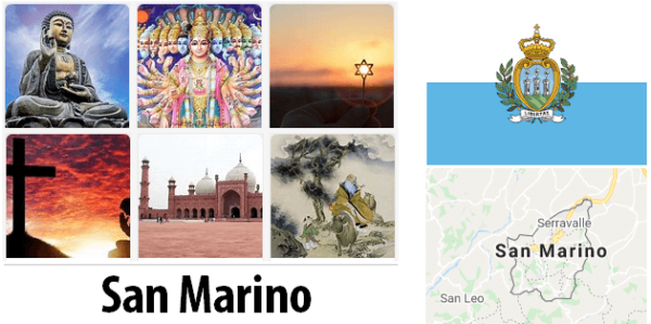 San Marino Religion