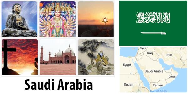 Saudi Arabia Religion