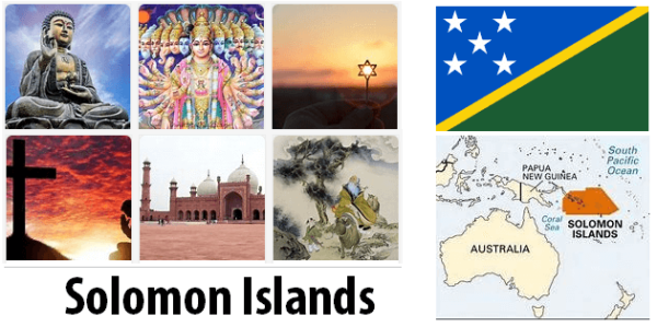 Solomon Islands Religion