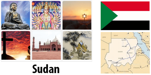 Sudan Religion