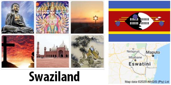 Swaziland Religion