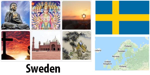 Sweden Religion