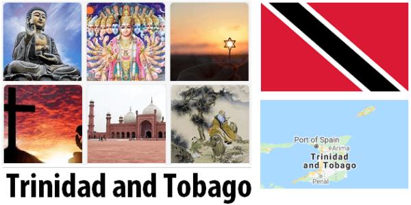 Trinidad and Tobago Religion