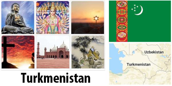 Turkmenistan Religion