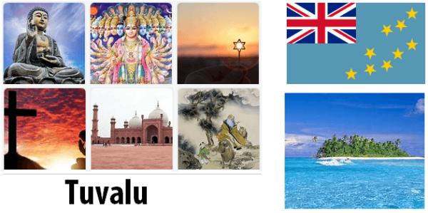 Tuvalu Religion