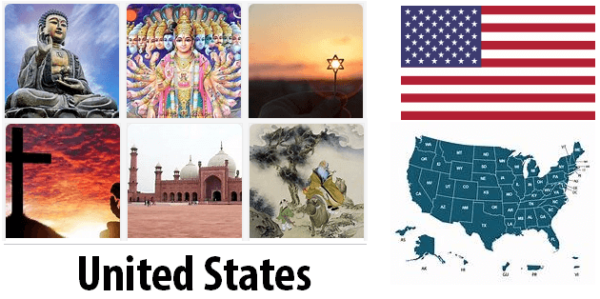United States Religion