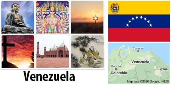 Venezuela Religion