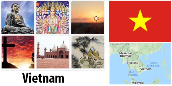 Vietnam Religion
