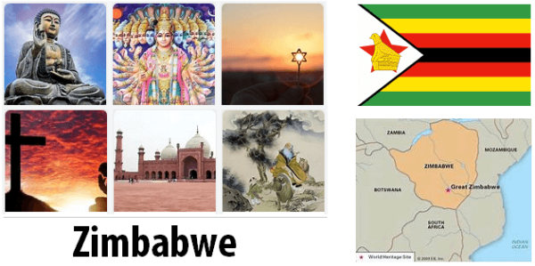 Zimbabwe Religion