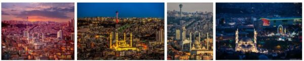 Ankara, Turkey Sightseeing