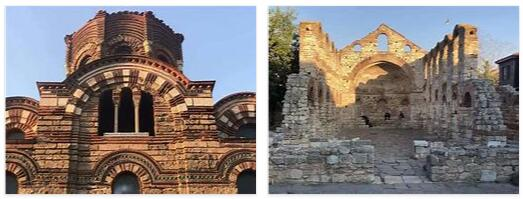 Old Town of Nessebar (World Heritage)